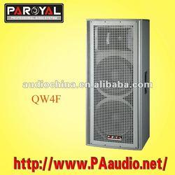 PRO AUDIO QW4 Dual 15inch PRO SPEAKER SOUND SYSTEM