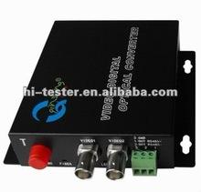 PT-2V1D-O; Video optical transceiver;fiber optic transceiver; video transceiver;