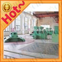 High efficincy water turbine generator