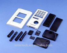 Plastic cd case mold high gloss polish German mold steel injection molding making