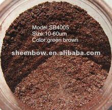 metallic luster pearl pigment used for bath gel