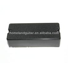 Black 4-String Humbucker Neck Electric Bass Guitar Pickup