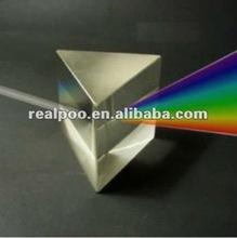 Factory supply Optical Glass Triangular Prism