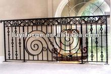 Wrought Iron Window Grill Design