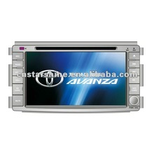FOR TOYOTA AVANZA Built-in GPS, Touch Screen, RDS car dvd player