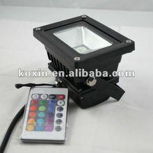 Super bright 10w rgb led floodlight ip65 220v,Cree,Bridgelux chip