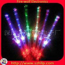 star LED stick,fiber glow stick manufacturer & supplier & exporter