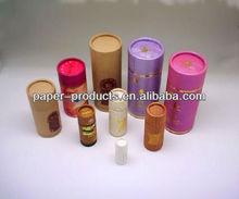 2012 hot sale Custom packaging carton cylinder