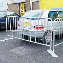 2012 direct factory heavy duty roadblock/crowd control barriers