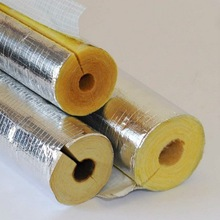 Centrifugal Glass figure wool pipe for insulation