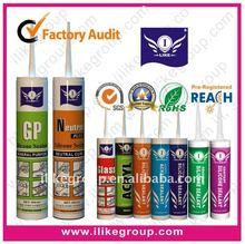 Full range GP silicone caulking adhesive sealant (SGS,REACH,TUV)