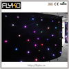 stage effect flame projector led star curtain cloth