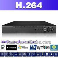iDVR6008T-EL Stand-alone 8ch D1 DVR h.264 Network DVR standard HDMI