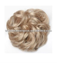 Hot selling synthetic hair pieces for long hair