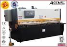 NC Hydraulic plate chamfering machine