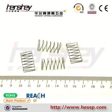 Kinds of Cartridge compression springs,ball pen spring