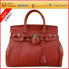 Guangzhou gorgeous designer PU fashion bags ladies handbags 2012