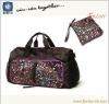 Foldable sport bag,folding sports shoe bag,foldable traveling bag