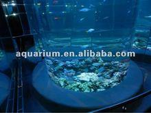 cast acrylic aquarium of oceanarium