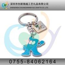 2012 promotional metal blank keychain