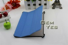 for ipad mini 3 folding case leather pu case