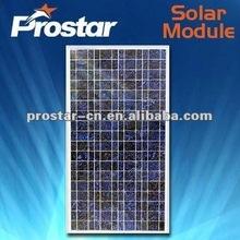 high quality 100w for 12v system polycrystalline solar panel