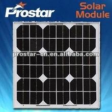 high watt power solar panel