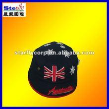 fashion embroider cotton bucket hat cotton dobby (ST-H1223)