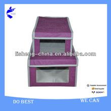 Economic Cardboard Foldable Storage Shoes Box(Large)