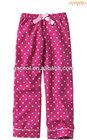 Girls' Flannel Sleep Pants
