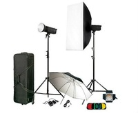 High quality studio kit photography equipment