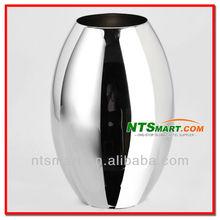 Drum-shaped Vase