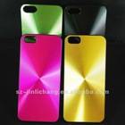 Hot sale aluminum bumper case for iphone 5