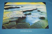 beautiful natural scenery printed canvas art