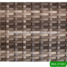 European Style Wicker Door Screen for House