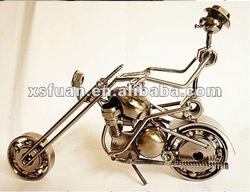 M124C metal motorcycle model