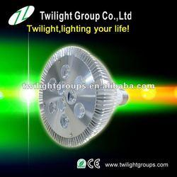 Green house lighting par spotlight par38 light 9w 400 lm apply to house lighting