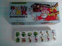 Animals dominoes