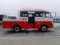 4wd engineering van off-road bus