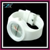 china hot sale new square silicone kids rubber jelly watches for girls