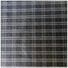 320t printed polyester taffeta plaid fabrics