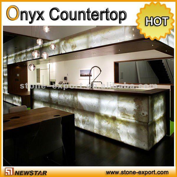 Newstar iluminado onyx m rmol azulejos de precios onyx - Encimera marmol precio ...