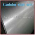 alumínio revestido de zinco