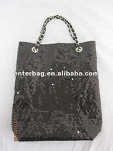 2012 Latest Fashion Sequins Handbag