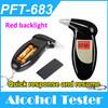 Prefessional new digital fashion Breath Alcohol Tester (breathalyzer alcohol tester/alcohol content tester/digital alcohol teste
