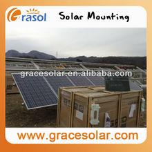PV Solar Power Station Installation/solar panel installation kit/1000w solar panel kit