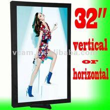 32 Inch High-definition Vertical HD LCD Advertisement Monitor(VP320HD-V)