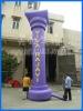 outdoor advertising columns