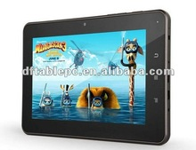 """7"""" multi-touch capacitive android pad 4.0 with keyboard case tablet PC"""