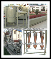 Responsible for the Installation and Technical Guidance Cassava Starch Processing Equipment